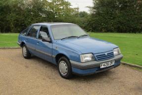 1988 Vauxhall Cavalier
