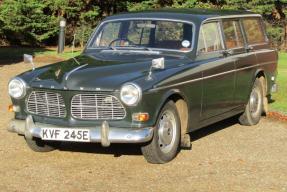 1967 Volvo Amazon