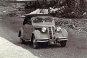 1937 Frazer Nash BMW 326