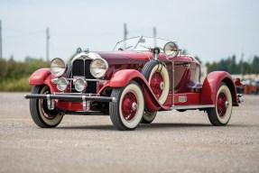 1929 Auburn Eight