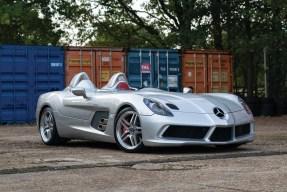 2010 Mercedes-Benz SLR McLaren Stirling Moss