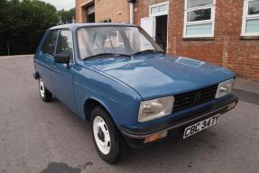 1983 Peugeot 104