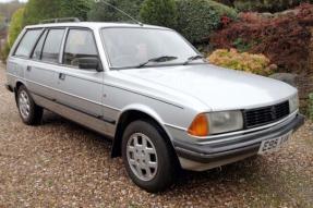1987 Peugeot 305