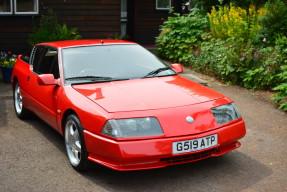 1990 Renault Alpine GTA Turbo