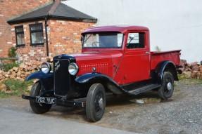 1938 Bedford BYC