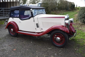 1934 Vauxhall Stratford