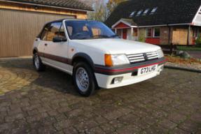 1990 Peugeot 205 CTi