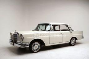 1960 Mercedes-Benz 220 S