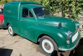 1961 Morris 1000