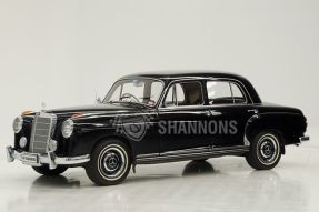 1956 Mercedes-Benz 220 A