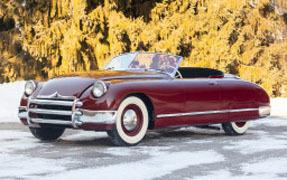 1950 Kurtis Sports Car