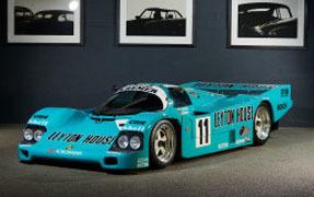 1987 Kremer Porsche 962C