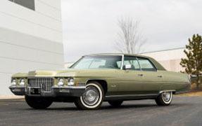 1971 Cadillac Sedan de Ville
