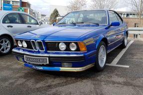 1988 BMW 635 CSi