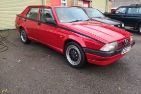 1989 Alfa Romeo 75