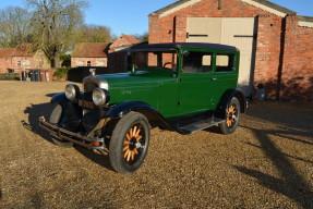 1928 Pontiac 6-28