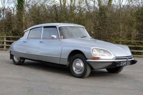 1970 Citroën D Super