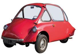 1962 Heinkel Kabine