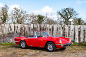 1967 Maserati Mistral Spyder