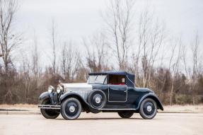1927 Hispano-Suiza T49