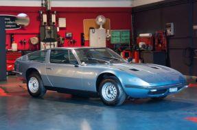 1969 Maserati Indy