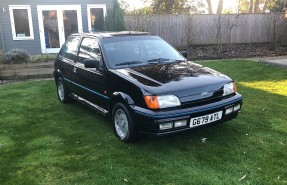 1989 Ford Fiesta XR2