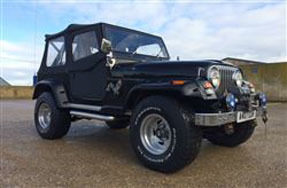1981 Jeep CJ-7