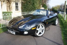 2003 Jaguar XKR