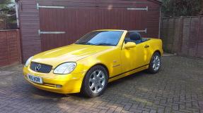 1997 Mercedes-Benz 230 SLK