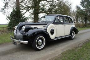1939 Buick Straight Eight