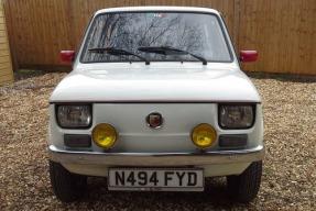 1996 Fiat 126