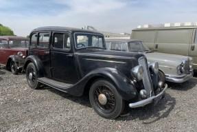 1935 Humber 12