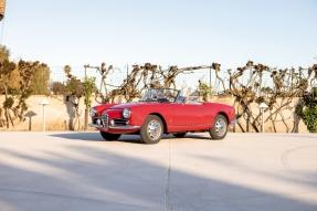 1963 Alfa Romeo Giulia Spider