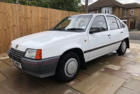 1988 Vauxhall Astra
