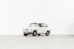 1963 Abarth Fiat 850