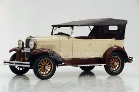 1930 Willys-Overland Whippet