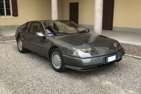 1987 Alpine GTA Turbo