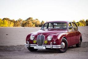 1967 Jaguar Mk II