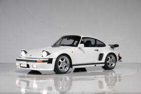 1988 Porsche 911 Turbo Slant Nose