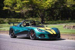 2017 Lotus 3-Eleven