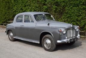 1960 Rover P4