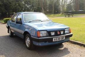 1983 Vauxhall Cavalier