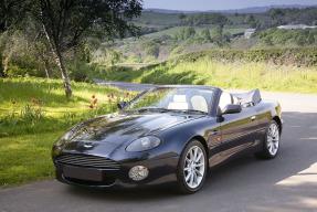2000 Aston Martin DB7 Volante