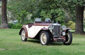 1936 MG NA