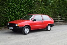 1989 Hyundai Pony