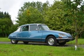 1972 Citroën D Special