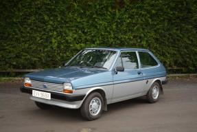 1982 Ford Fiesta
