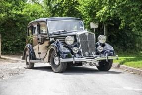 1938 Wolseley Super Six