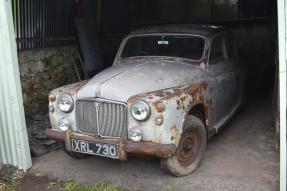 1957 Rover P4