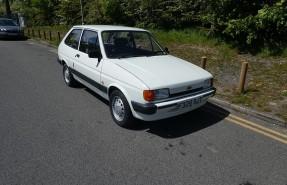 1988 Ford Fiesta